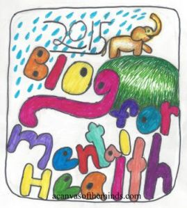 2015 Official Blog for Mental Health Badge