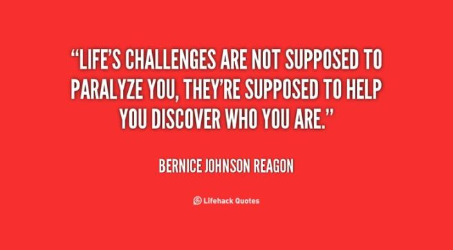 life's challenges quote |Memee's Musings