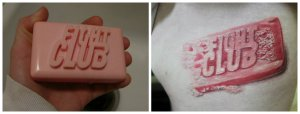 Fight Club soap tattoo