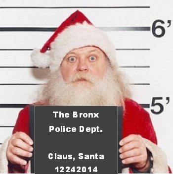 Santa's Terrible Night