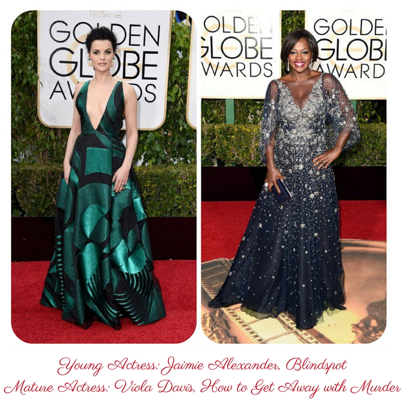 73rd Annual Golden Globes best dressed picks