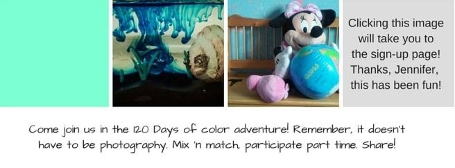 120 Days of Crayola Colors | Memee's Musings
