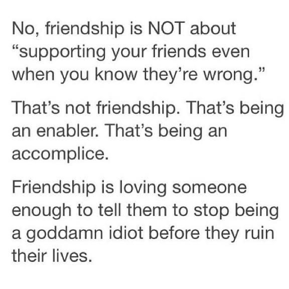 Be A True Friend Isolation Kills Memees Musings