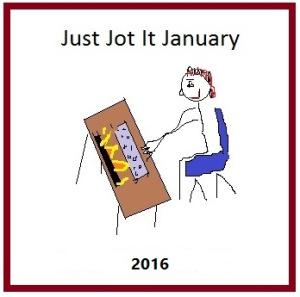 Just Jost January   Memee's Musings